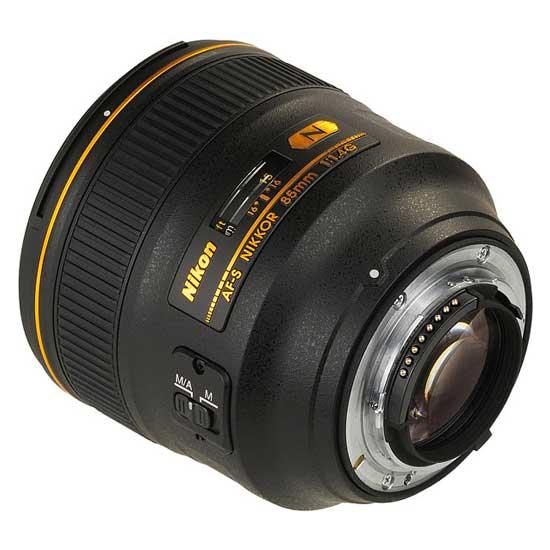 Nikon AF-S NIKKOR 85mm f/1.8G Lensa