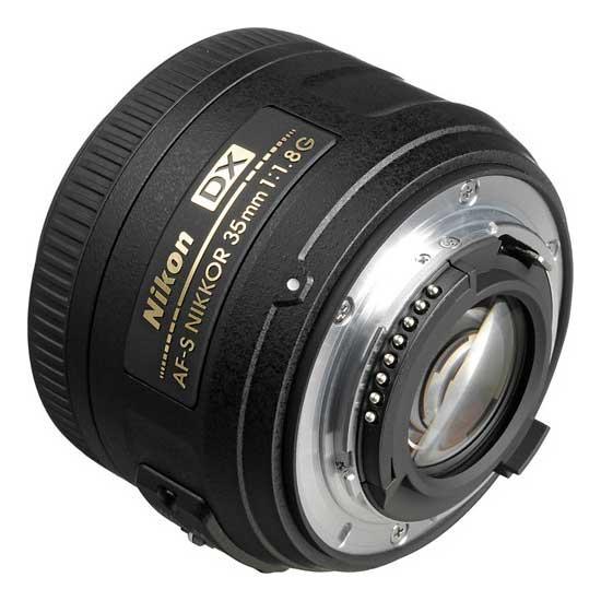Nikon AF-S DX 35mm f/1.8G Lensa