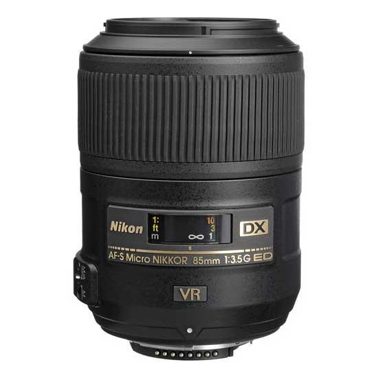 Nikon AF-S NIKKOR 85mm f/3.5G ED DX VR Micro Lensa