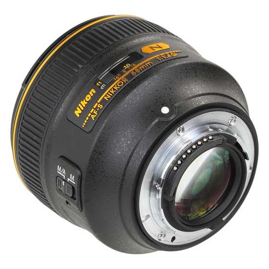 Nikon AF-S Nikkor 58mm f/1.4G Lensa