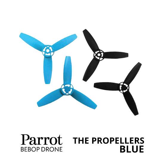 jual Parrot Bebop Propellers Blue