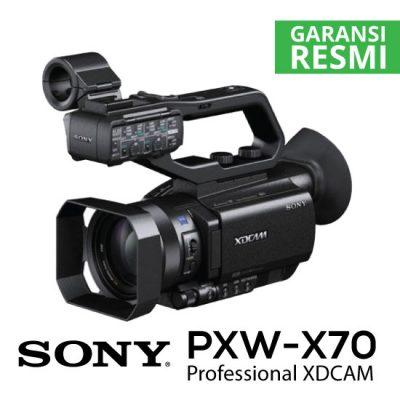 jual Sony PXW-X70 Professional XDCAM