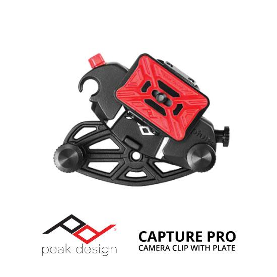 jual Peak Design CapturePRO Camera Clip with PROplate CP-2