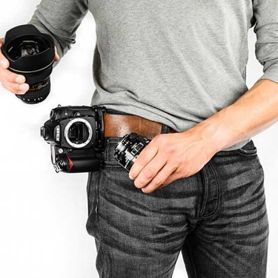 Peak Design CapturePRO Camera Clip with PROplate CP-2
