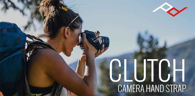 jual Peak Design Clutch Camera Hand Strap CL-1