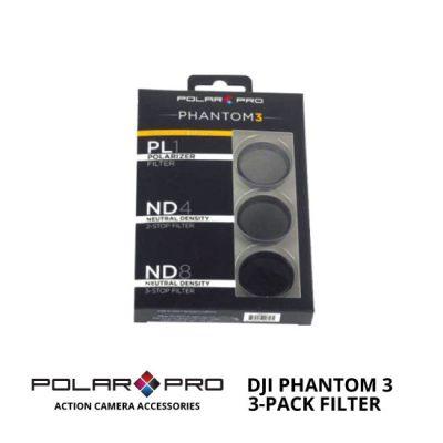 jual PolarPro Filter 3 Pack for DJI Phantom 3 Advanced & Professional