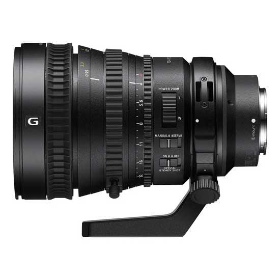 SONY FE PZ 28-135mm F4 G OSS Lensa