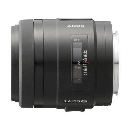SONY SAL 35mm F1.4 G Series Lens