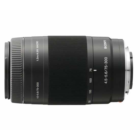 SONY SAL 75-300mm F4.5-5.6