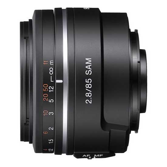 SONY SAL 85mm F2.8 SAM Lensa