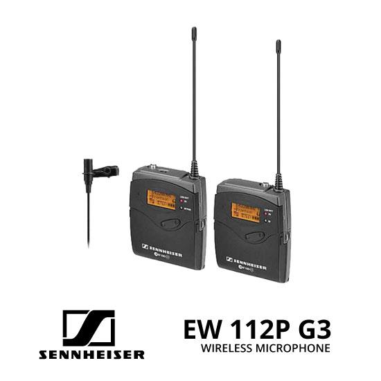 jual Sennheiser EW 112p G3 Wireless Microphone