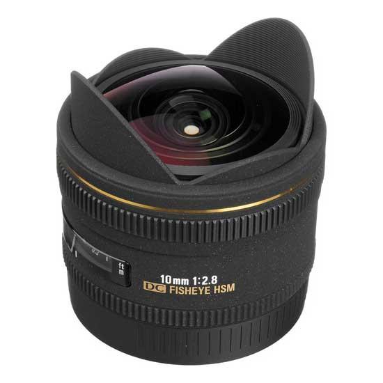 Sigma AF 10mm F/2.8 EX DC Fisheyes