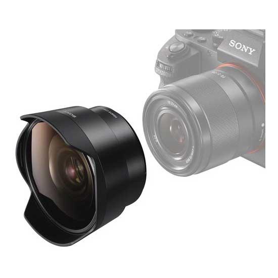Sony 16mm Fisheye Conversion Lensa