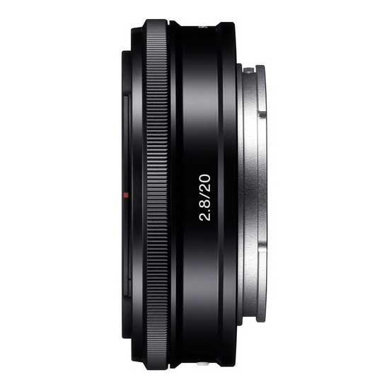 Sony 20mm f2.8 Alpha E-mount Lensa