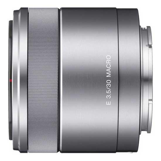 Sony 30mm f3.5 Macro Lensa untuk kamera Alpha NEX