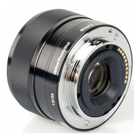 Sony 35mm f/1.8 OSS Alpha E-mount Prime Lensa