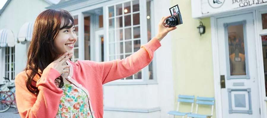 jual Sony DSC-WX500 Cyber-shot Digital Camera