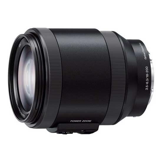 Jual Lensa Sony E PZ 18-200mm f/3.5-6.3 OSS Harga Murah Surabaya & Jakarta