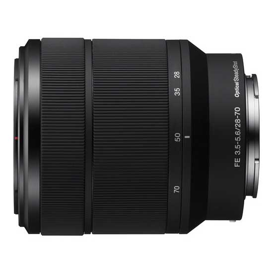 Sony FE 28-70mm f3.5-5.6 OSS Lensa