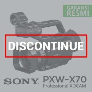 Sony PXW-X70 Professional XDCAM Discontinue