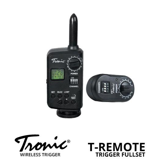 jual Tronic T-remote Trigger Fullset