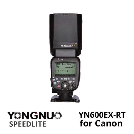 Jual Yongnuo Speedlite YN600EX-RT for Canon toko kamera online