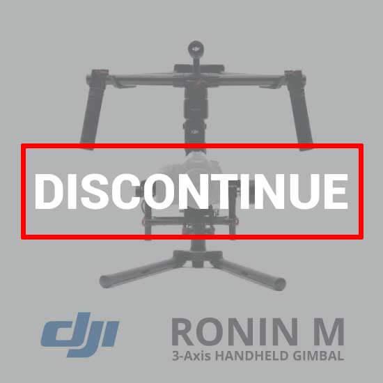Jual DJI Ronin-M 3-Axis Handheld Gimbal Stabilizer toko kamera online