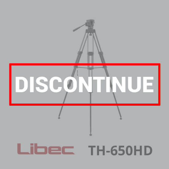 jual Libec TH-650HD Tripod