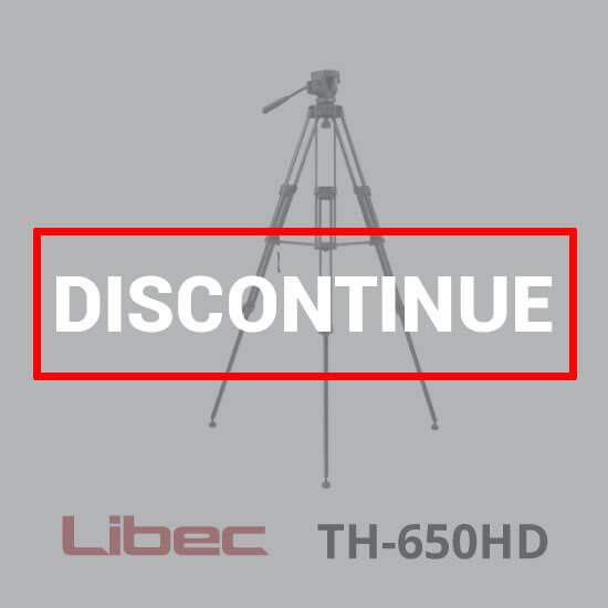 jual Libec TH-650HD Tripod