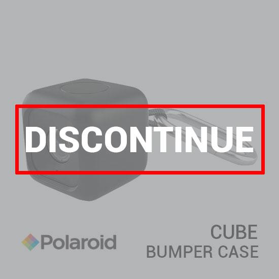 jual Polaroid Bumper Pendent Case Black for CUBE Action Camera harga murah surabaya jakarta