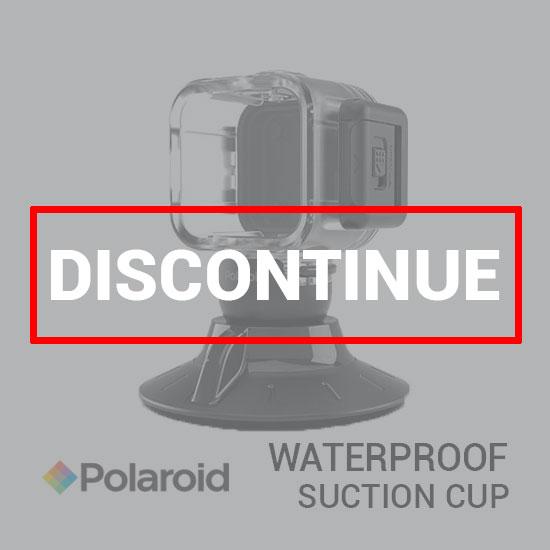 jual Polaroid Waterproof Case with Suction Cup Mount harga murah surabaya jakarta