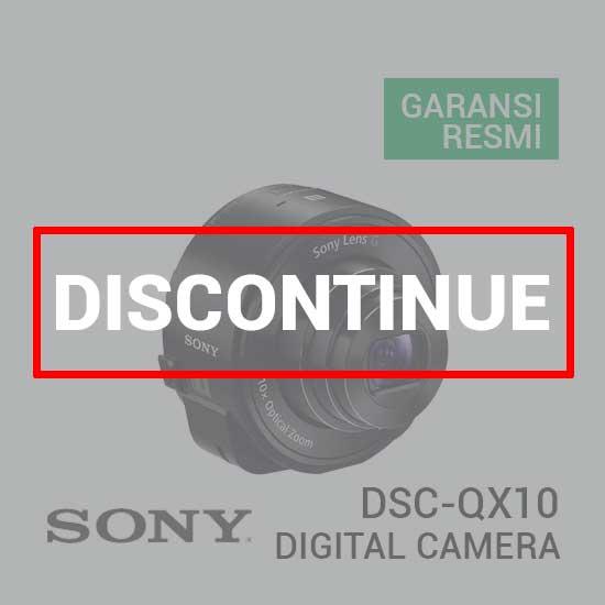 jual Sony DSC-QX10 Digital Camera for Smartphones harga murah surabaya jakarta