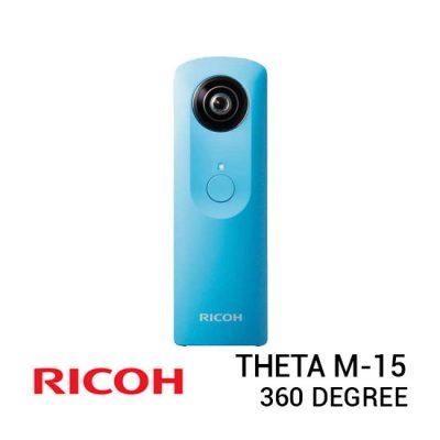 jual kamera Ricoh Theta 360-Degree Camera M-15 harga murah surabaya jakarta