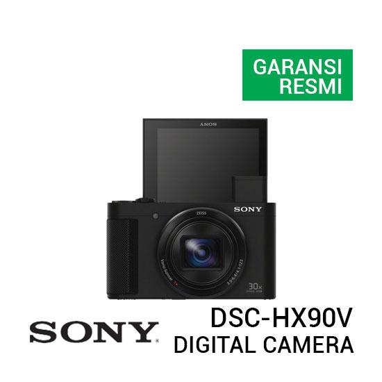jual kamera Sony DSC-HX90V Cyber-shot Digital Camera harga murah surabaya jakarta