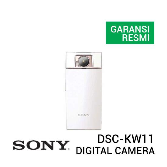 jual kamera Sony DSC-KW11 Cyber-shot Digital Camera harga murah surabaya jakarta