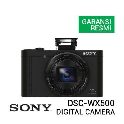 jual kamera Sony DSC-WX500 Cyber-shot Digital Camera harga murah surabaya jakarta