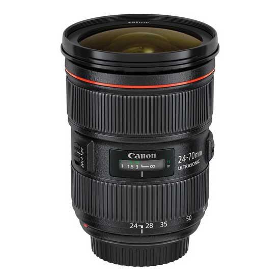 Jual Lensa Canon EF 24-70mm f/2.8L II USM Harga Murah Surabaya & Jakarta
