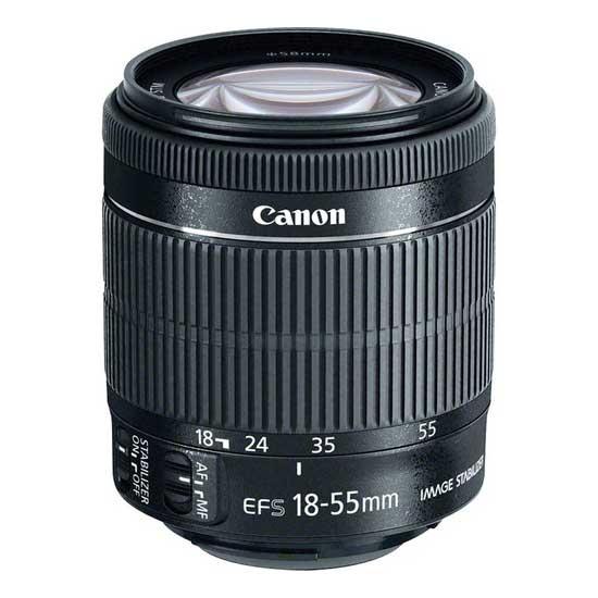 Jual Lensa Canon EF-S 18-55mm f/3.5-5.6 IS STM (Whitebox) Harga Murah Surabaya & Jakarta
