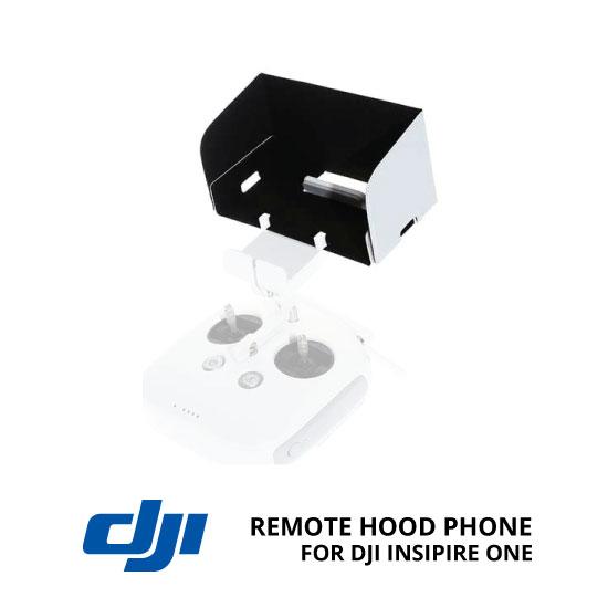 jual DJI Inspire 1 - Phantom 3 Remote Controller Monitor Hood (for Smartphones,Pro/Adv)
