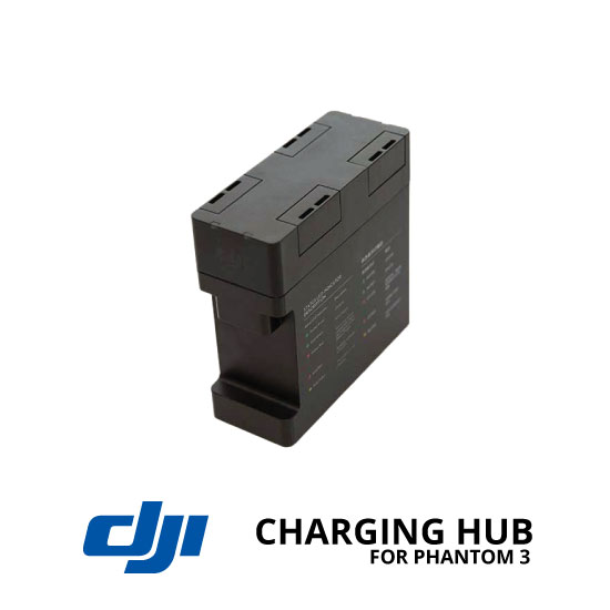 jual DJI Phantom 3 Battery Charging Hub
