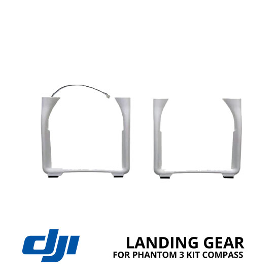 jual DJI Phantom 3 Landing Gear Kit Compass