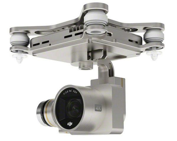 DJI Phantom 3 4K Replecement Gimbal Camera
