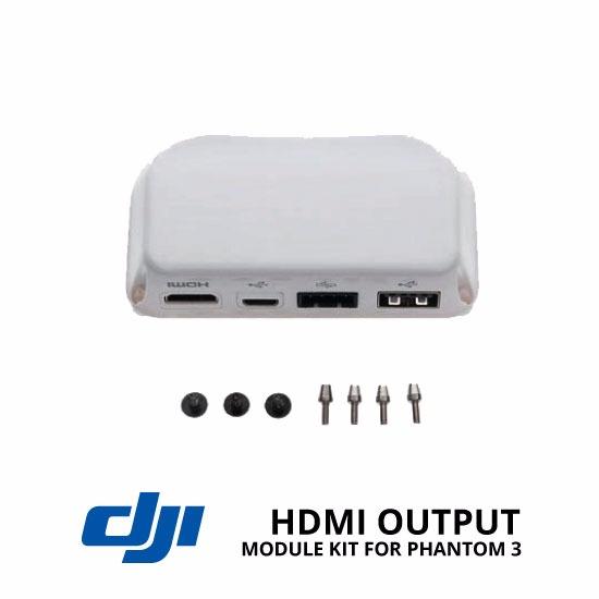 jual DJI Phantom 3 HDMI Output Module (ProAdv)