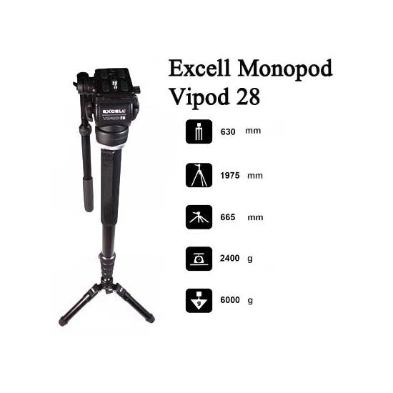 Excell Vipod 28 Monopod