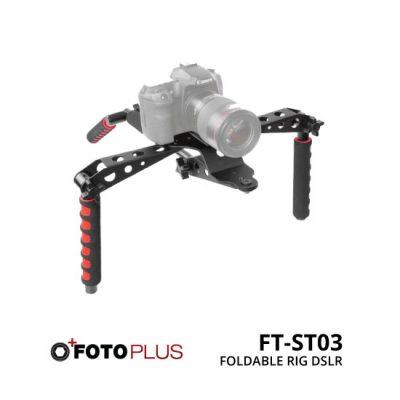 jual Fotoplus DSLR foldable Rig FT-ST03