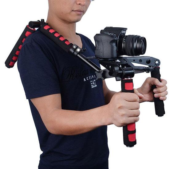 Fotoplus DSLR foldable Rig FT-ST03