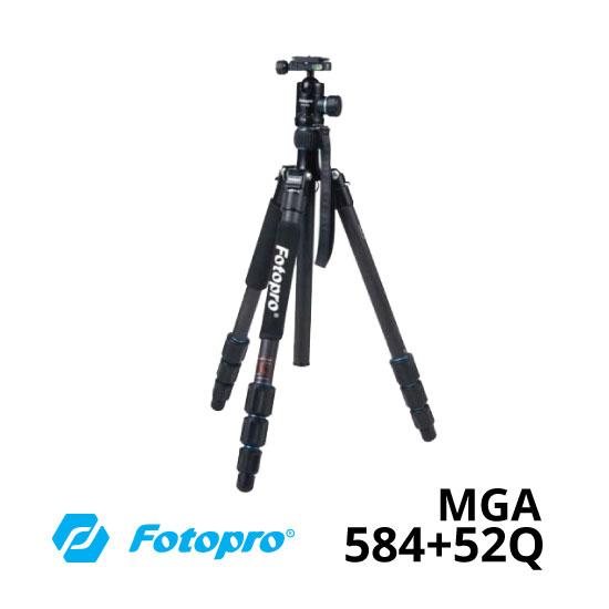 jual Fotopro MGA-584+52Q Camera Tripod
