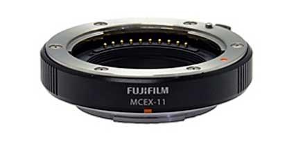 Fujifilm MCEX-11 Macro Extension Tubes