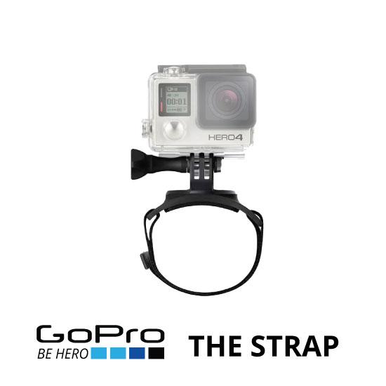 jual GoPro The Strap (Hand + Wrist + Arm + Leg Mount) AHWBM-001