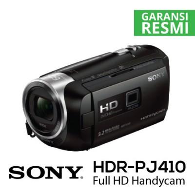 Jual Sony HDR-PJ410 Full HD Handycam